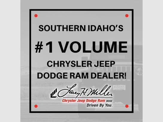 Larry Miller Dodge Boise >> Larry H Miller Chrysler Jeep Dodge Ram Of Boise Boise