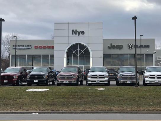 NYE Chrysler Dodge Jeep Ram