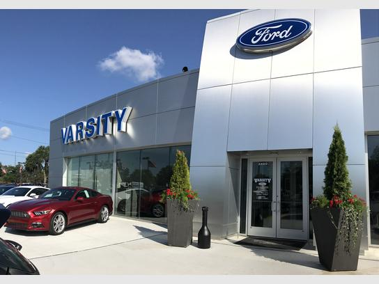 Varsity Ford Ann Arbor >> Varsity Ford Ann Arbor Mi 48103 Car Dealership And Auto