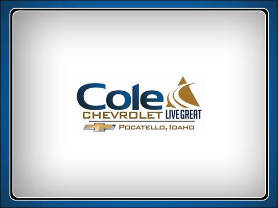 Cole Chevrolet Pocatello Id 83201 Car Dealership And Auto Financing Autotrader