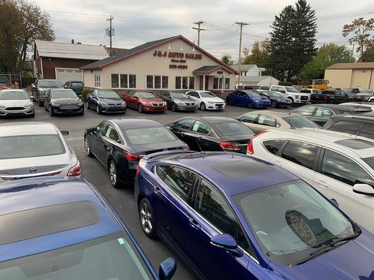 J and J Auto Sales