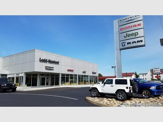 ladd hanford dodge chrysler mazda jeep lebanon pa 17042 car dealership and auto financing autotrader ladd hanford dodge chrysler mazda jeep