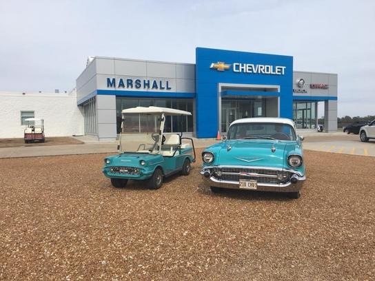 Marshall Chevrolet Buick GMC