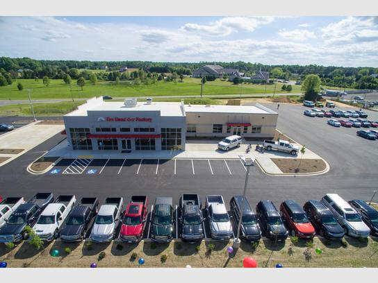Used Car Factory >> The Used Car Factory Mechanicsville Md 20659 Car Dealership And