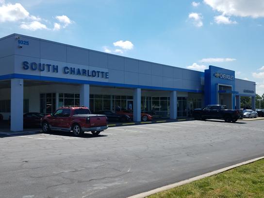 Chevrolet Dealership Charlotte Nc >> South Charlotte Chevrolet Inc Charlotte Nc 28273 Car