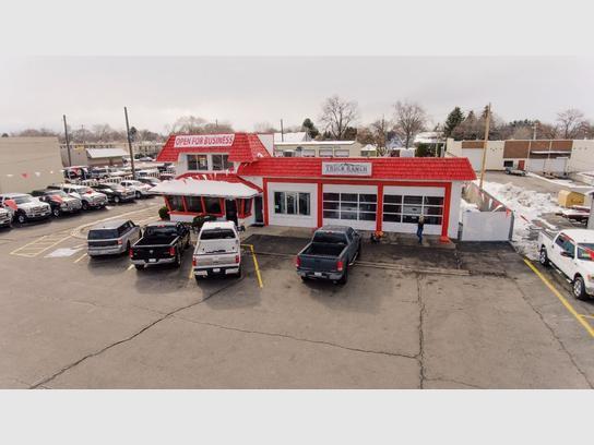 Car Dealerships In Logan Utah >> Truck Ranch Logan Ut 84321 Car Dealership And Auto
