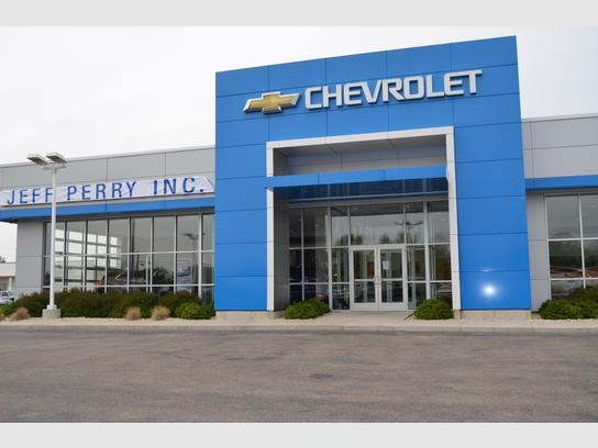 Jeff Perry Chevrolet Cadillac Buick Chrysler Jeep