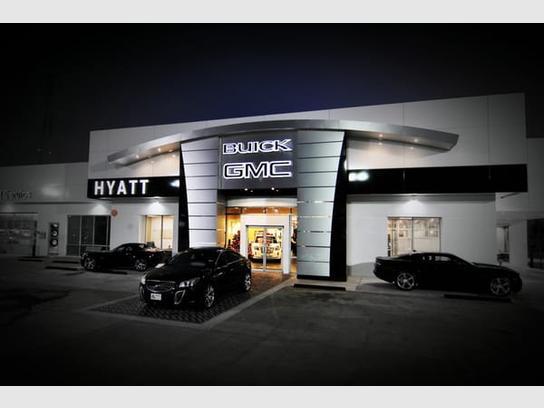 25+ Hyatt Buick Gmc