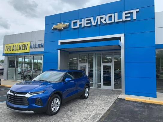 Chevy Dealers In Mi >> Allen Chevrolet Cadillac Monroe Mi 48161 Car Dealership