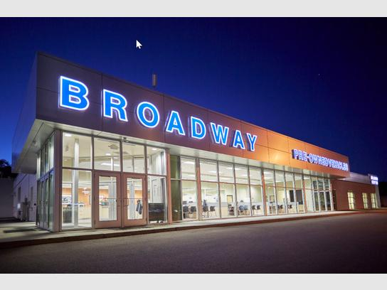 Broadway Military