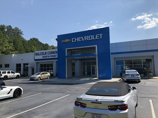 Malcolm Cunningham Chevrolet North Point