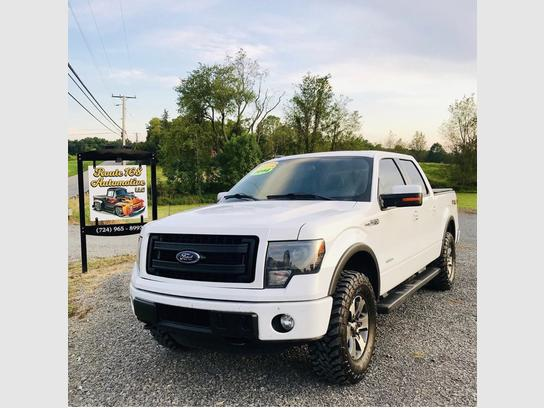 Used 2011 Ford F150 4x4 SuperCrew