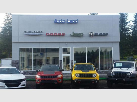 Auto Land Chrysler Dodge Jeep Ram
