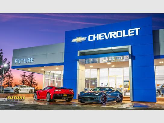 Future Chevrolet Of Sacramento