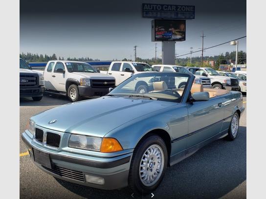 Used 1997 BMW 540i Sedan