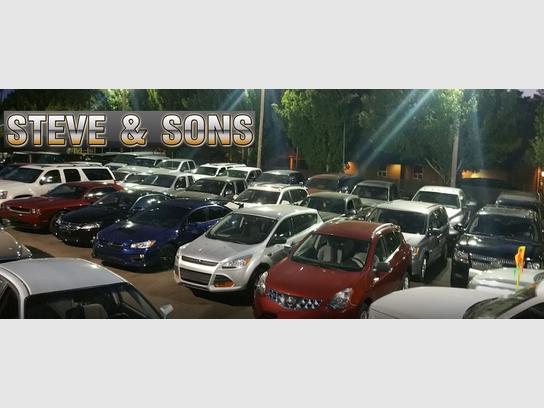 Steve & Sons Auto Sales & RV's LLC