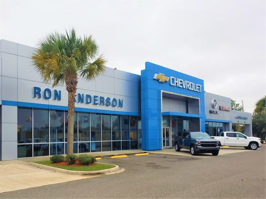 Ron Anderson Chevrolet Buick GMC I-95 @ Exit 373