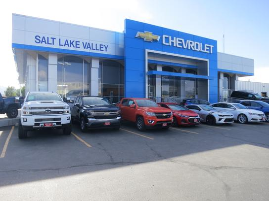 Salt Lake Valley Chevrolet