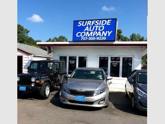 Surfside Auto Co