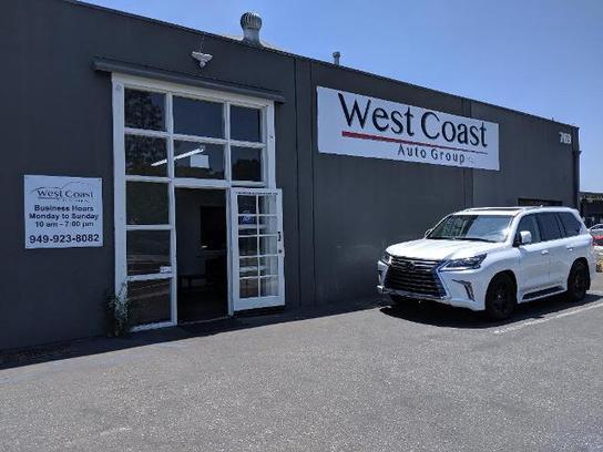 West Coast Auto Group Inc