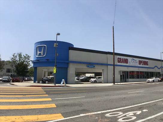Ocean Honda of North Hollywood