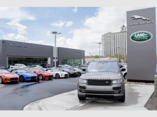 Jaguar Land Rover Downtown Salt Lake