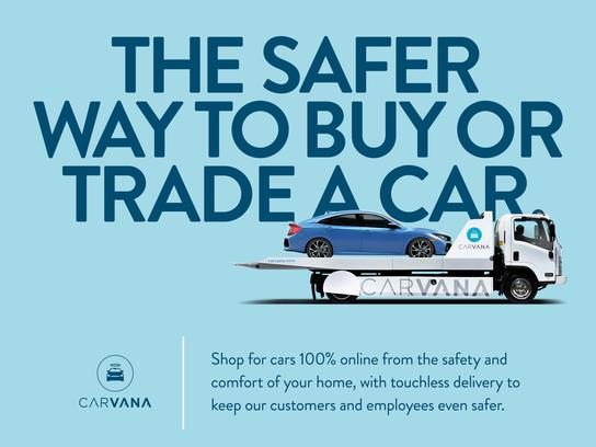 Carvana - Touchless Delivery to Your Home