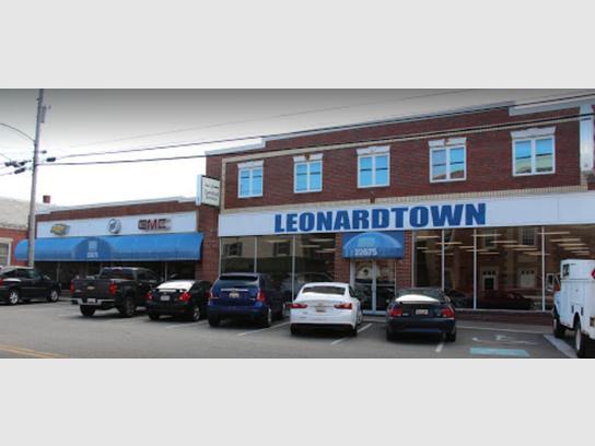 Leonardtown Chevrolet Buick GMC