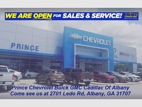 Prince Chevrolet Buick Cadillac GMC of Albany