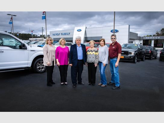 Hardy Family Ford