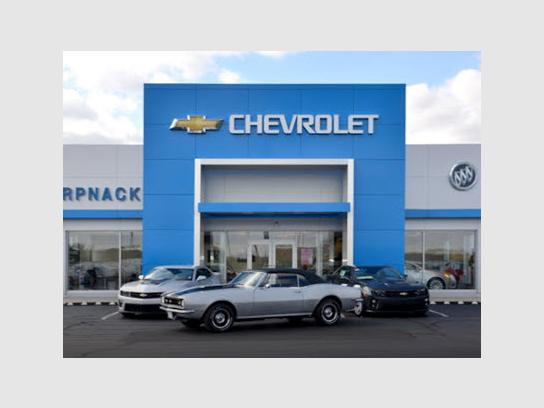 Sharpnack Chevrolet Buick Cadillac Willard Oh 44890 Car Dealership And Auto Financing Autotrader