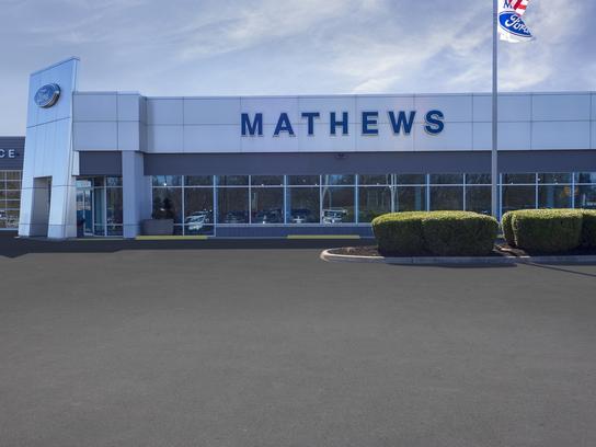Mathews Ford