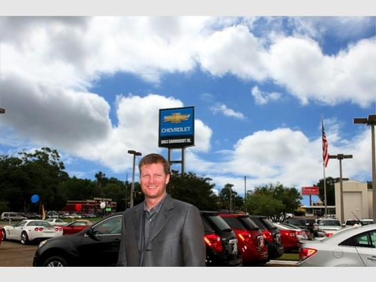 Dale Earnhardt Jr Chevrolet