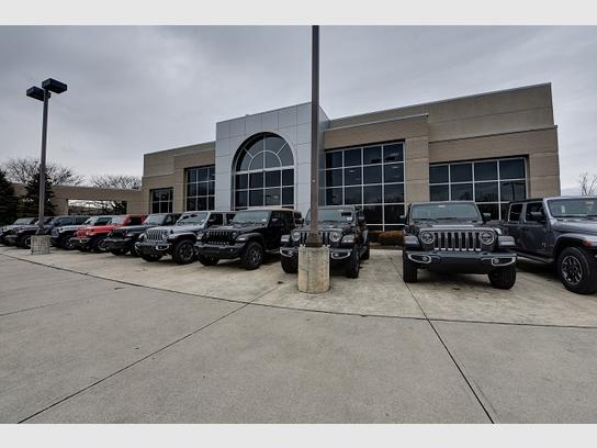 Crown Chrysler Jeep Dodge