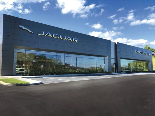 Jaguar Land Rover South Hills