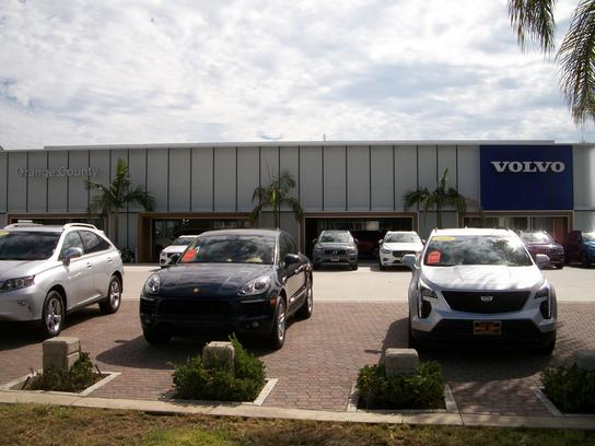 Volvo Cars Orange County