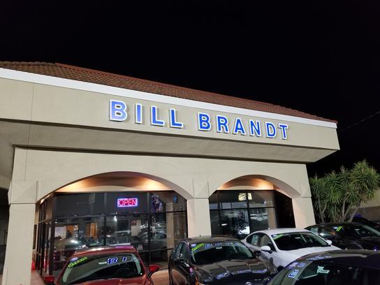 Bill Brandt Ford
