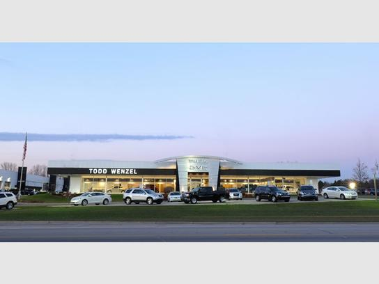Todd Wenzel Gmc >> Todd Wenzel Buick Gmc Grand Rapids Mi 49512 Car Dealership And