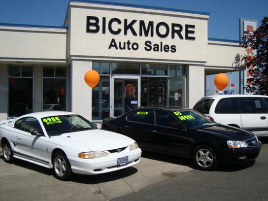 Bickmore Auto Sales - Gresham