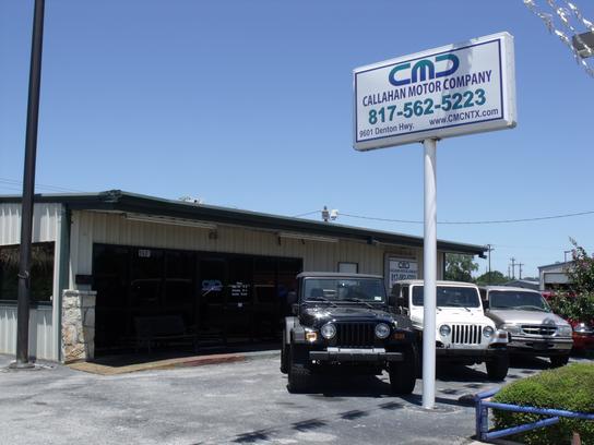 Callahan Motor Company