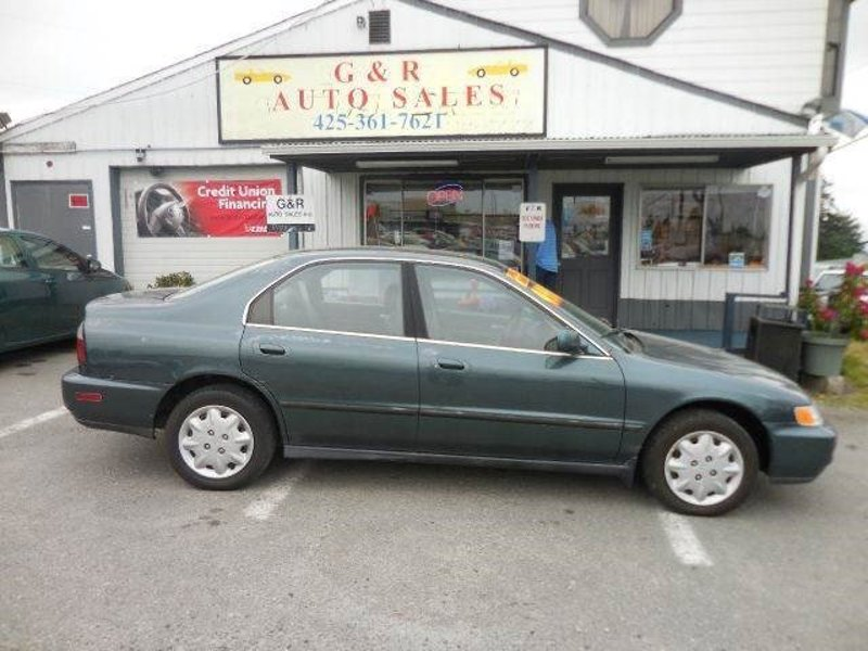 Amazing Used 1997 Honda Accord In Lynnwood, WA   379783384   1