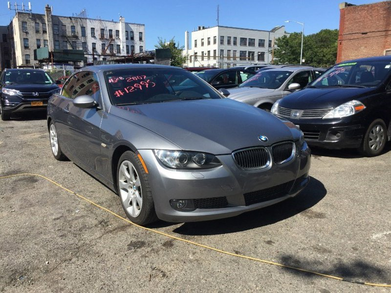 Used 2007 BMW 335i Convertible for sale in Brooklyn, NY 11207 ...