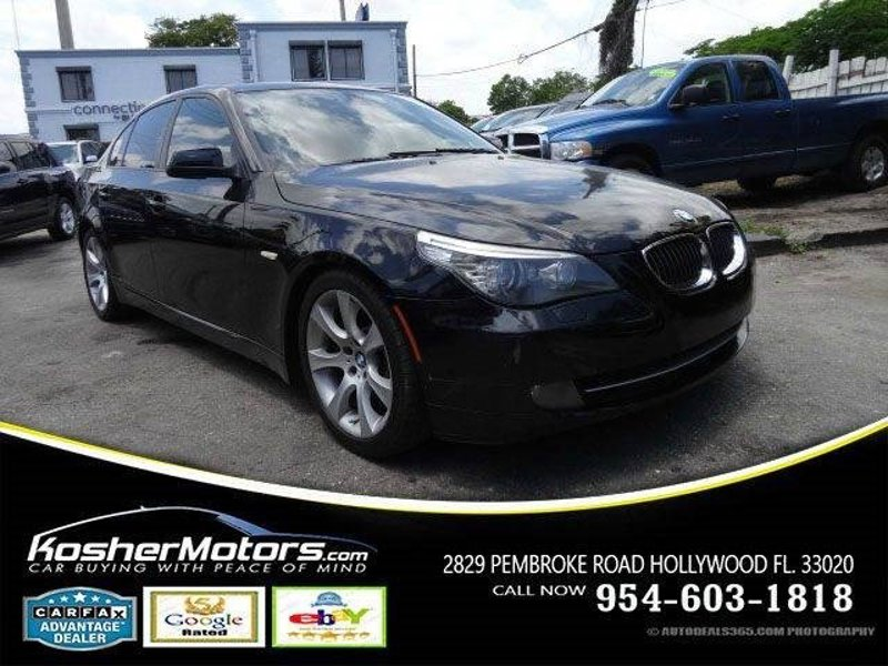 Used 2010 BMW 535i in HOLLYWOOD, FL - 390682862 - 1