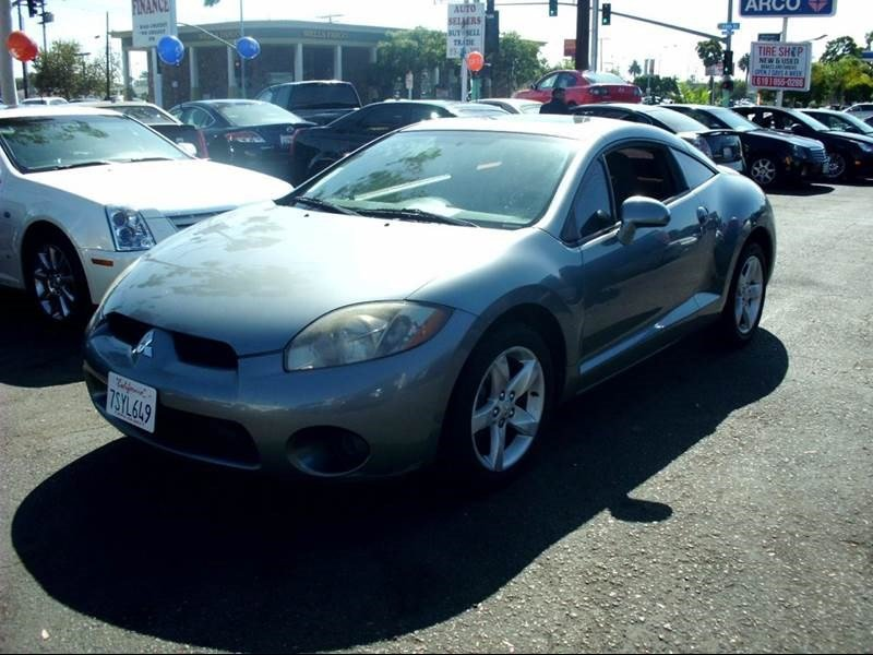Used 2007 Mitsubishi Eclipse Gs For Sale In San Diego Ca 92104