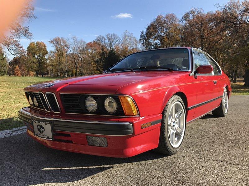 Used 1989 BMW 635CSi in Saint Louis, MO - 444344982 - 1