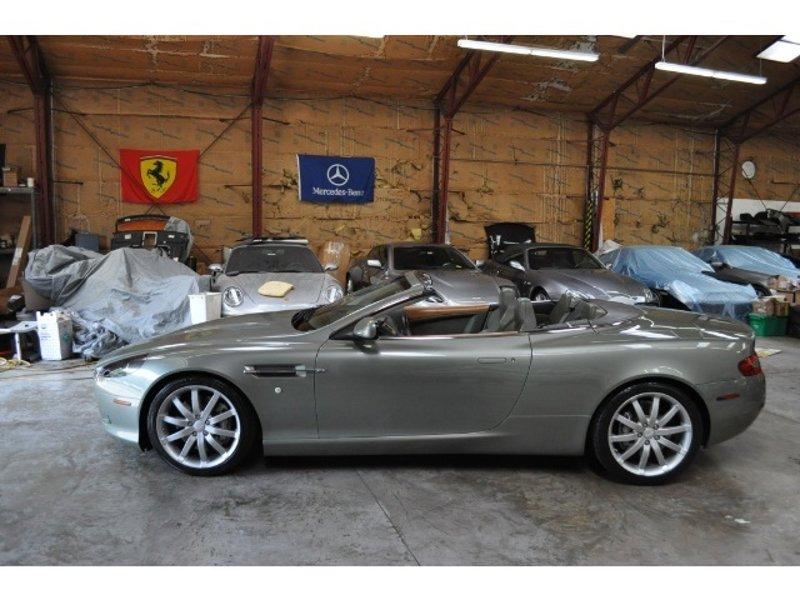 Used 2006 Aston Martin DB9 in POTTSTOWN, PA - 486168065 - 1