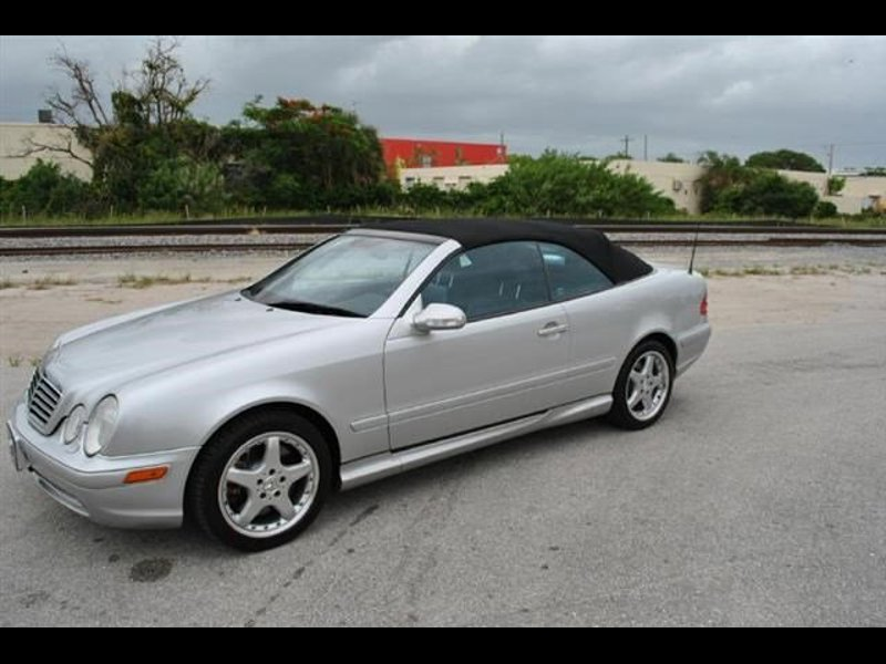 Used 2002 Mercedes-Benz CLK 55 AMG in Delray Beach, FL - 471779731 - 1