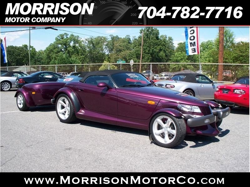 Used 1997 Plymouth Prowler in Concord, NC - 473926500 - 1
