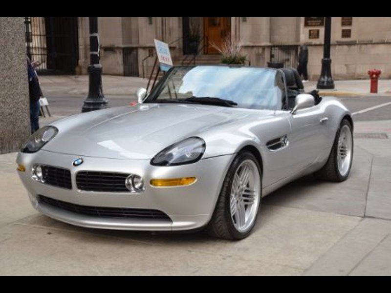Used BMW Z Alpina For Sale In Chicago IL Convertible - Bmw z8 alpina
