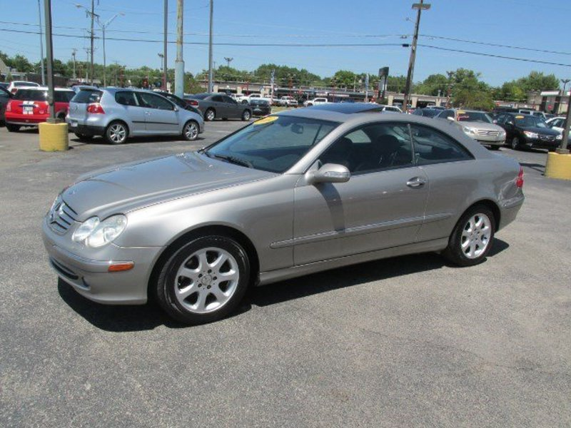 Used 2004 Mercedes-Benz CLK 320 in Warr Acres, OK - 407653959 - 1